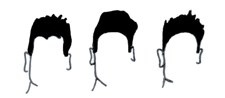 Wax Hair Styles
