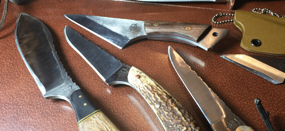 Shop Handcrafted Knives