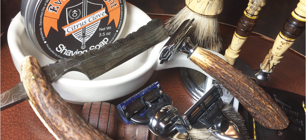 Shop Handcrafted Wet Shaving
